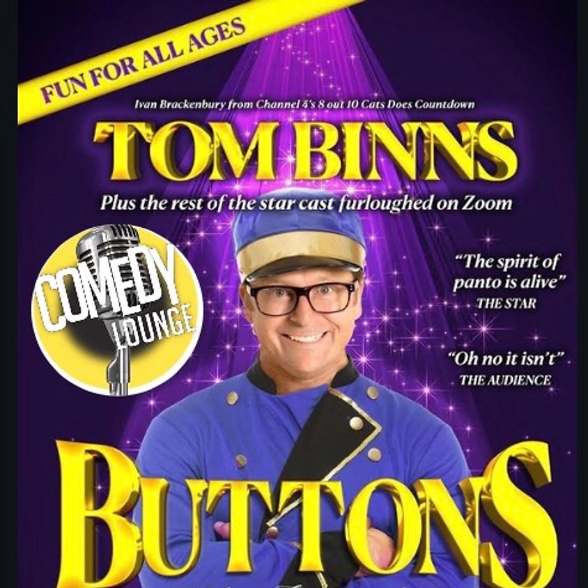 Buttons starring Tom Binns