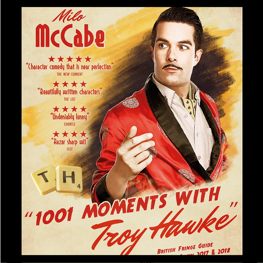 1001 MOMENTS WITH TROY HAWKE