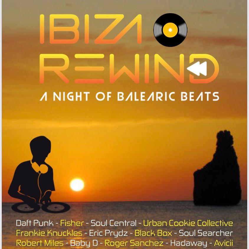 IBIZA REWIND  a night of balearic beats