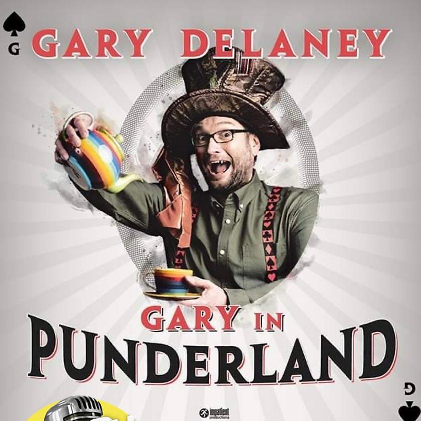 Gary Delaney in Punderland  2pm (MATINEE)
