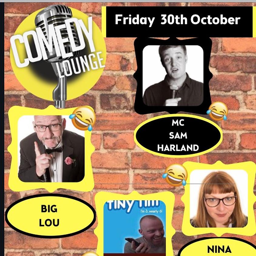 4 Fantastic Comedians