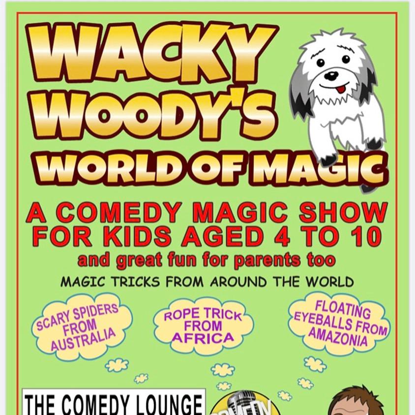 Wacky woody