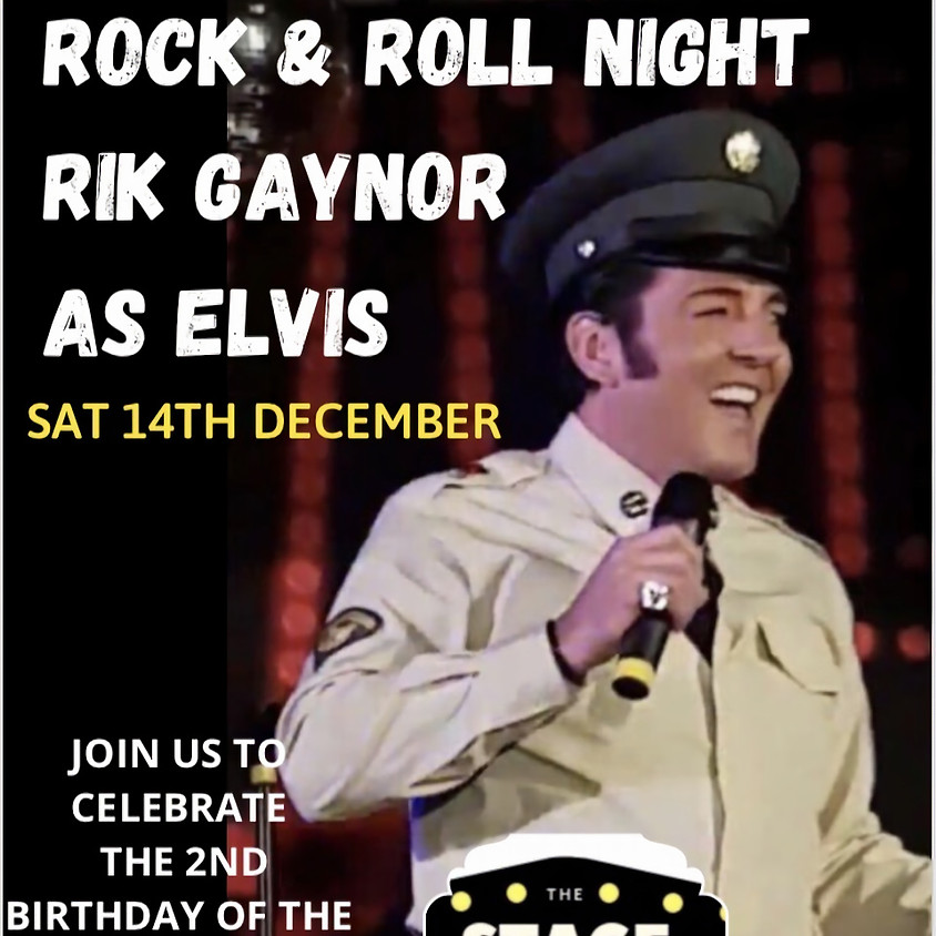 Rock & Roll night to Celebrate our Second Birthday