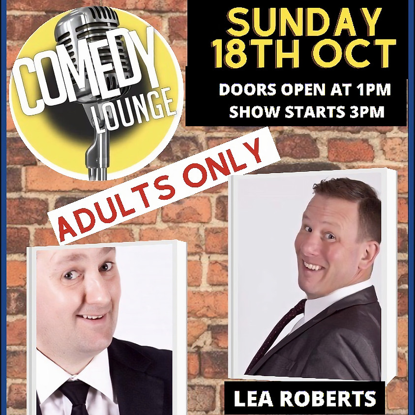 Adults Only 18th October