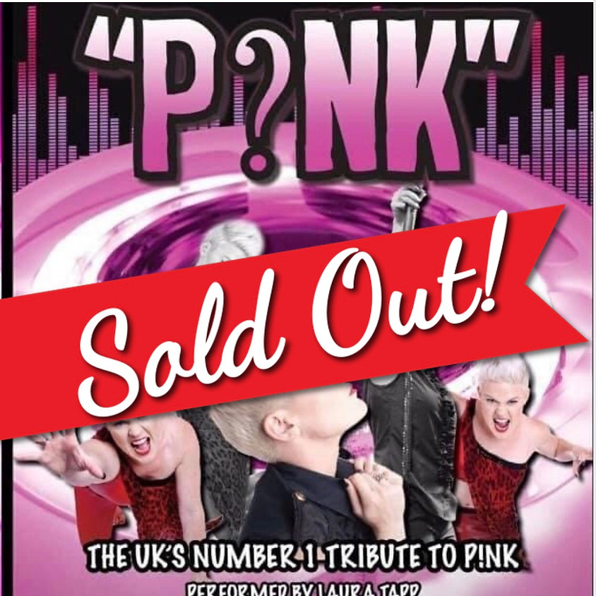 Pink Tribute starring Laura Tapp