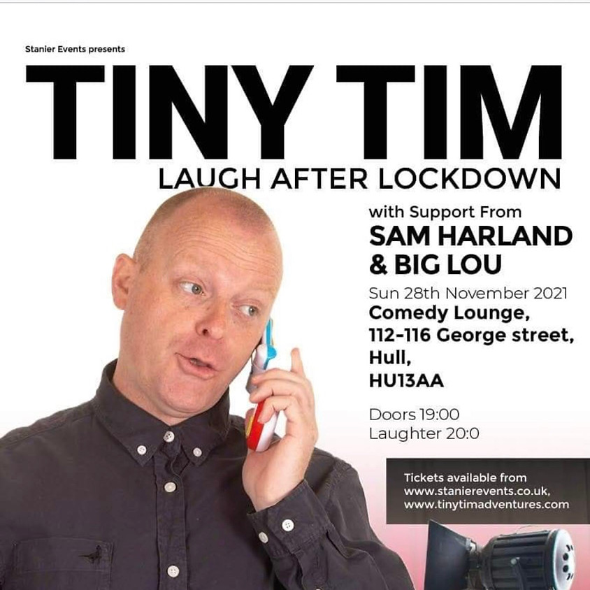 A NIGHT WITH TINY TIM plus Support