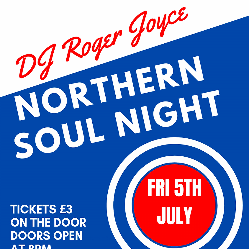 Northern Soul and Motown Music at the STAGE DOOR (1)