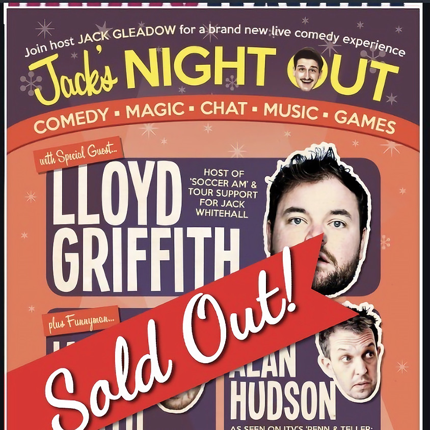 Jacks Night Out FEAT Lloyd Griffith
