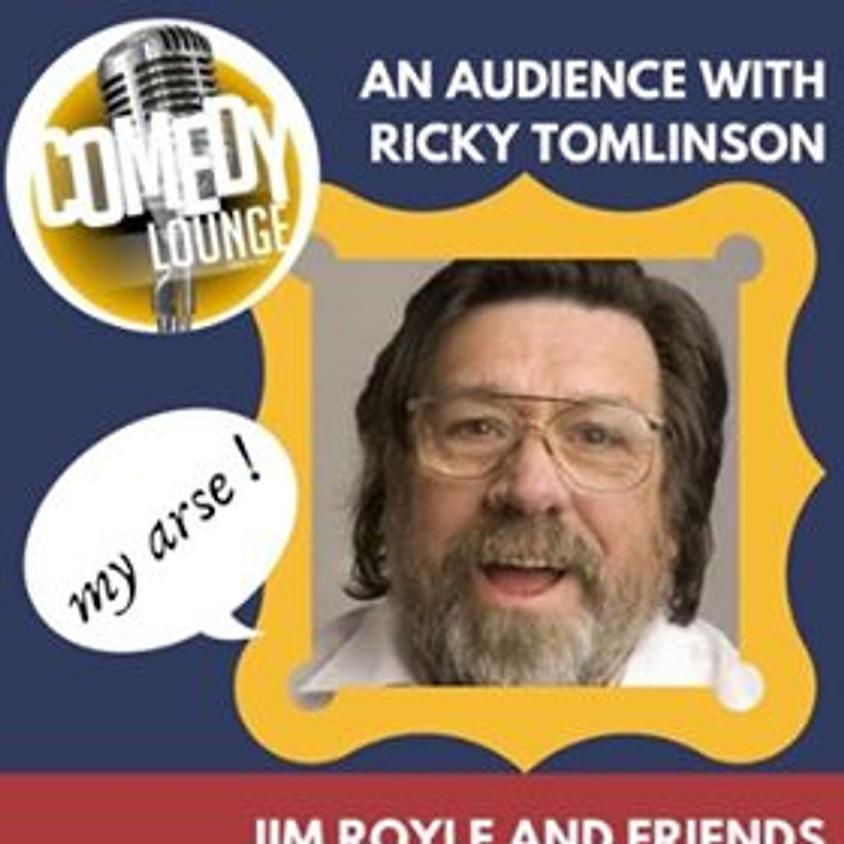 Ricky Tomlinson & Friends