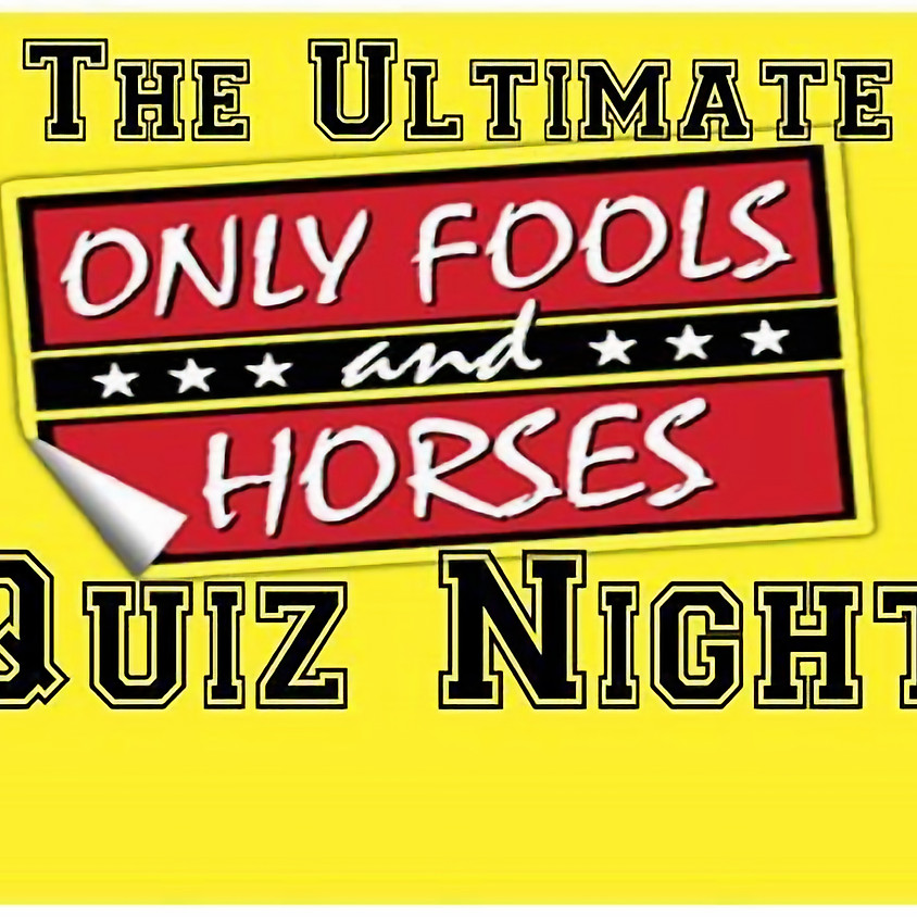 ONLY FOOLS AND HORSES QUIZ HOSTED BY DENZIL AND RICKY TOMLINSON