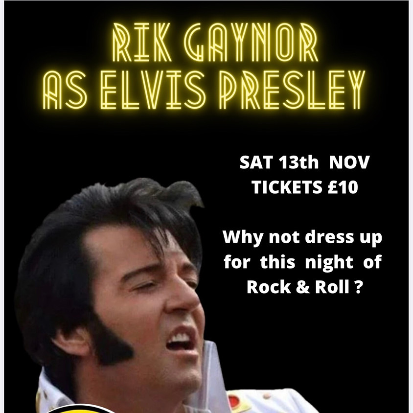 Elvis Rock and Roll night