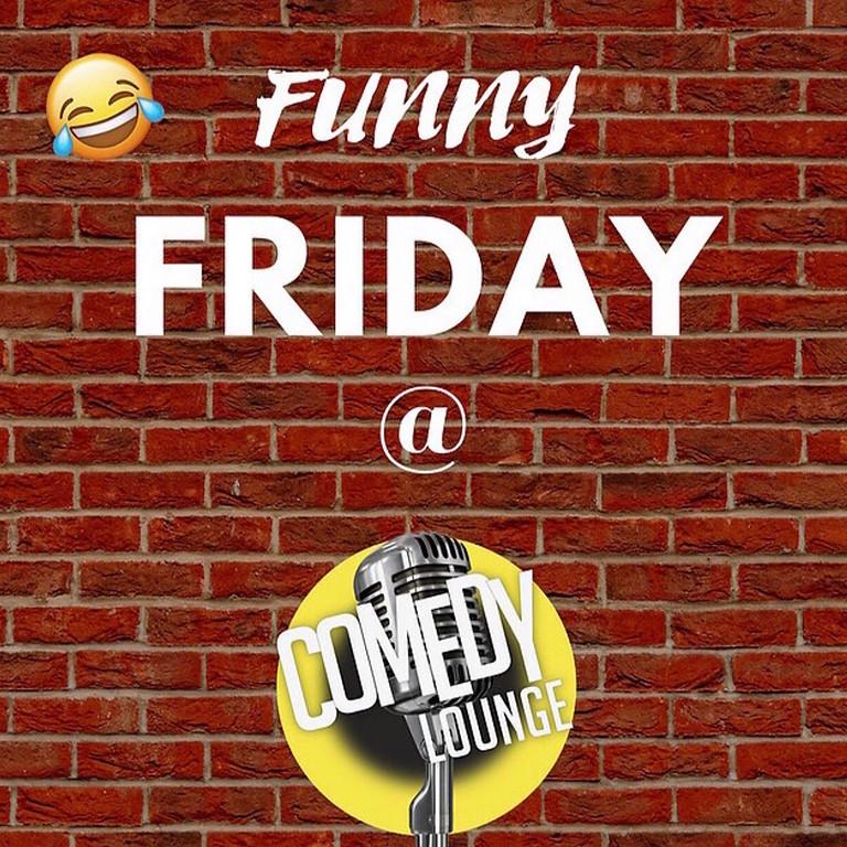 Funny Friday 15th October