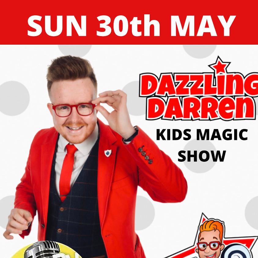 Dazzling Darren Kids Magic Show
