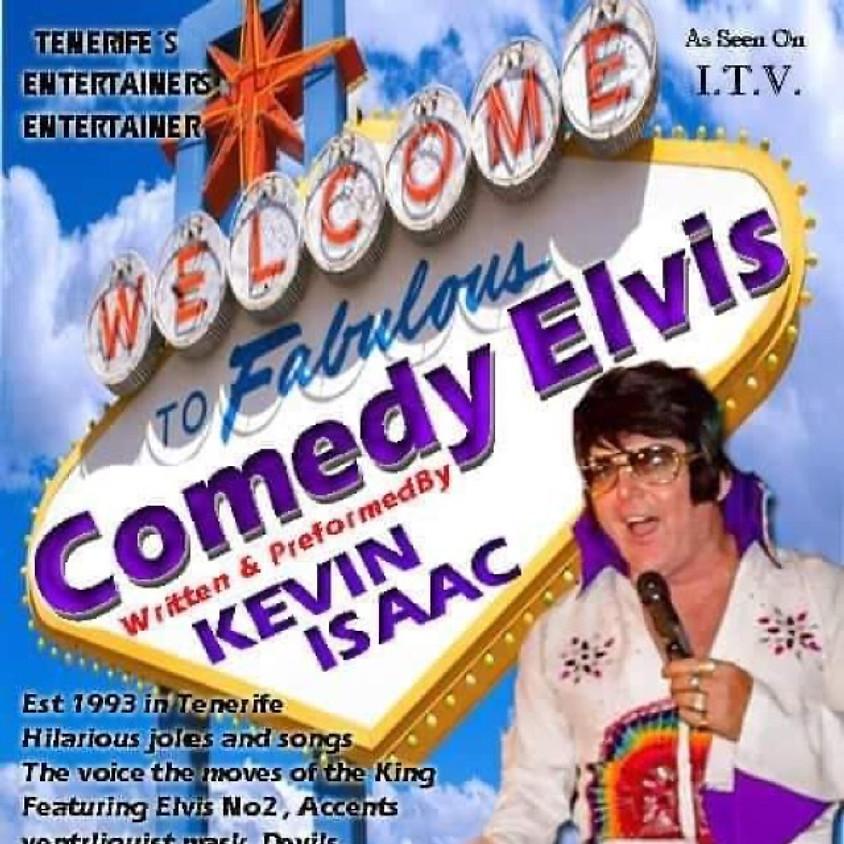 Comedy Elvis  Family Show