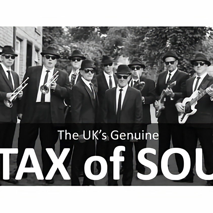STAXOFSOUL 9 PIECE BAND