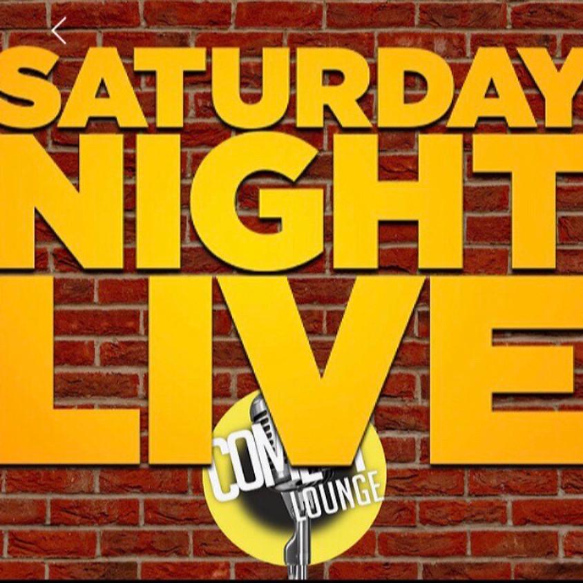 (POSTPONED) SATURDAY NIGHT LIVE 4th April