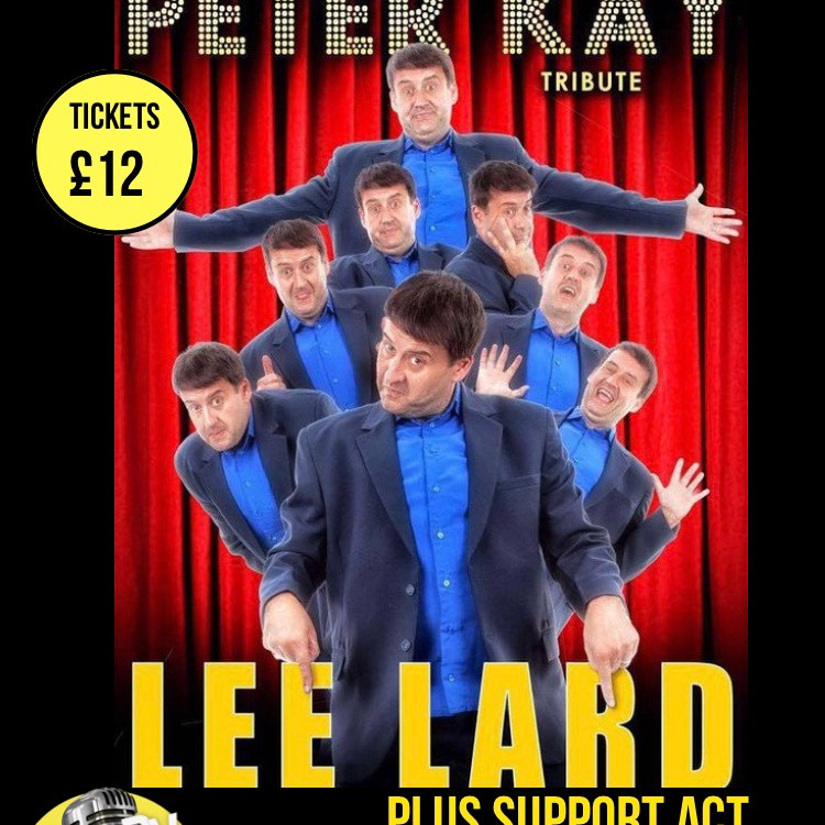 LEE LARD as PETER KAY
