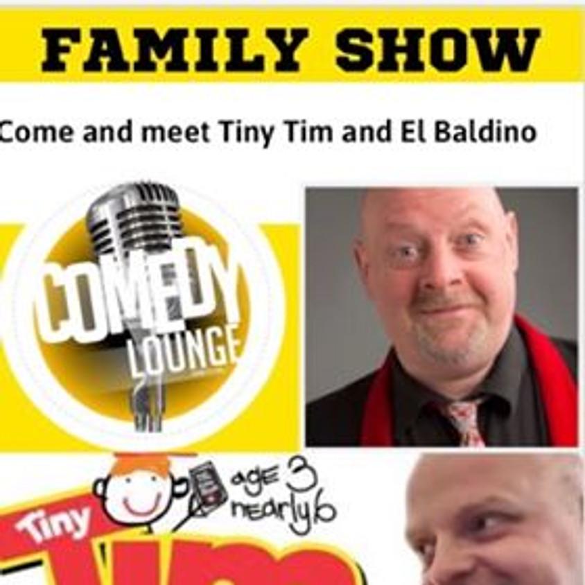 Tiny Tim & El Baldino Family Show