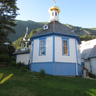 Свято-Никольский Храм основанный в 1893 году