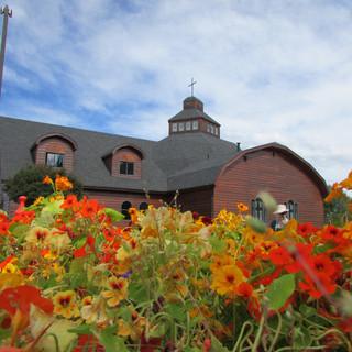 Eagle River Собор Иоанна Крестителя принадлежащего к антиохийской церкви