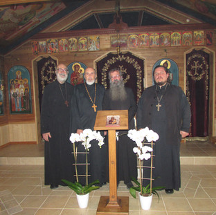 Православная церквь Всех Святых Америки, принадлежащей к антиохийской церкви