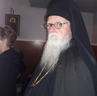 Праздничная церемония посвящённая памяти Преподобного Германа