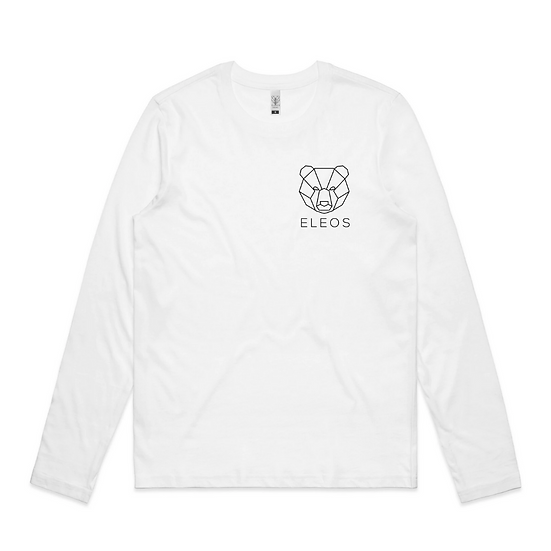 Womens Insignia Long Sleeve White