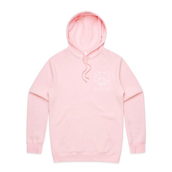 Unisex Spirit Hoodie Pink