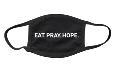 EAT. PRAY. HOPE.® Classic Mask