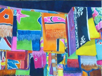 Tahitian Tapestry