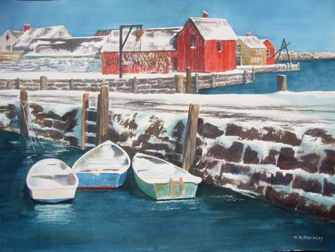Rockport Winter