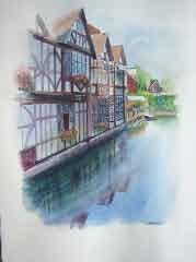 Cantebury Canal