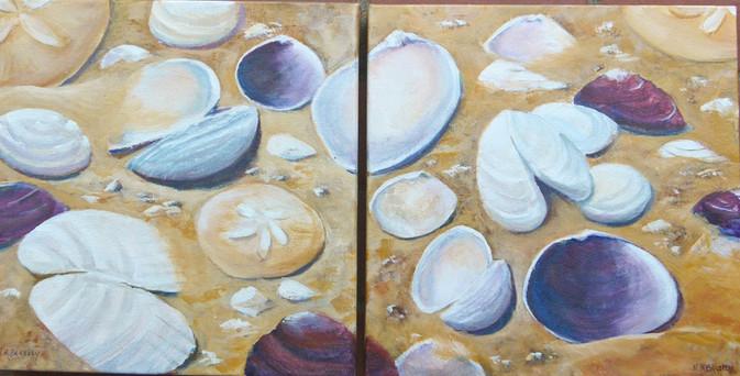 Diptych Shells