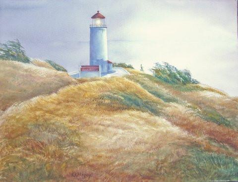 Summer Solstice, Northhead Light