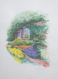Gardener's Cottage. Sissinghurst