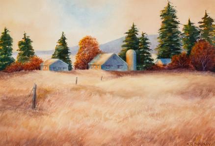 Northwest November Autumn