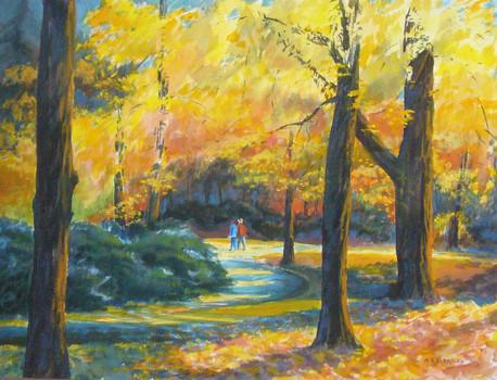 Autumn Stroll/Arboretum