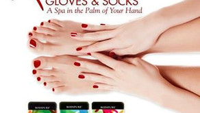 Relieving skin-cracking dryness on your hands and feet!