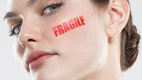 Tiny red pimples? Dry skin and fine red lines? Red flushed cheeks? Could be Rosacea.