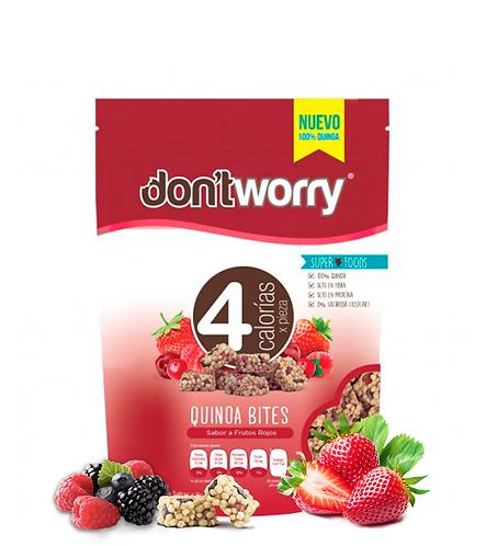 Quinoa Bites Frutos Rojos 4Cal 70g