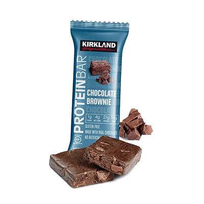 Barra Proteína Kirkland Brownie