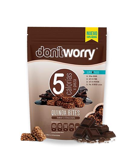 Quinoa Bites Chocolate 5 Cal 74g