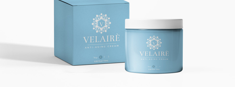 Velaire package design