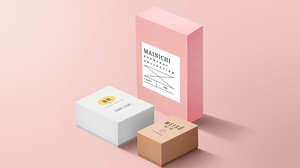 OCHA - Box Design