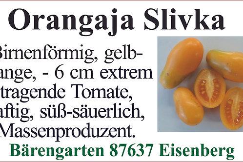 Tomaten klein - Orangaja Slivka