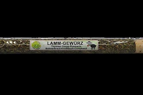 Lamm-Gewürz im Reagenzglas - 10 g