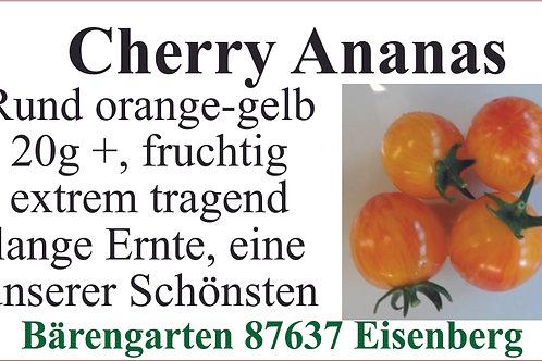 Tomaten klein - Cherry Ananas
