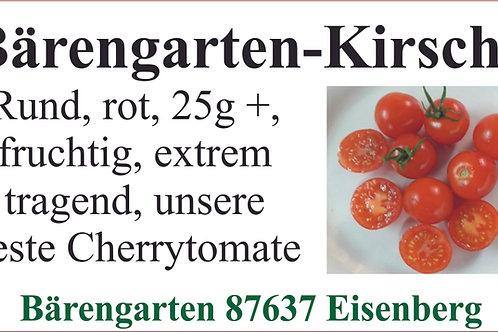 Tomaten klein - Bärengarten-Kirsche