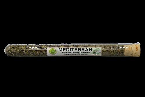 Mediterranes Gewürz im Reagenzglas - 15 g
