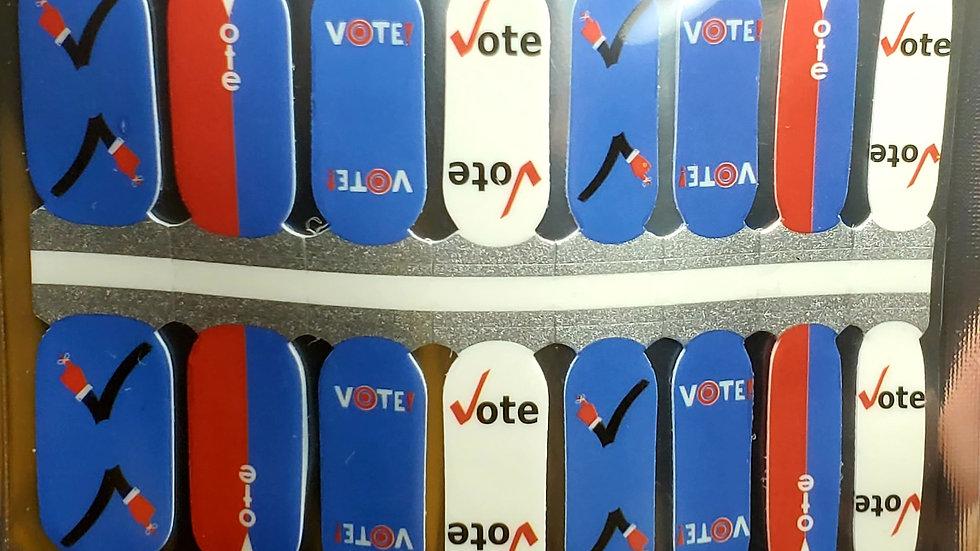 check vote